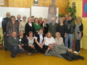 Członkowie Klubu