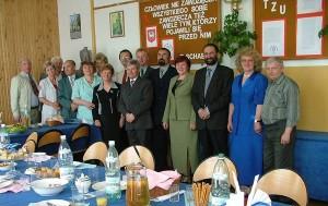 Zebranie założycielskie Klubu